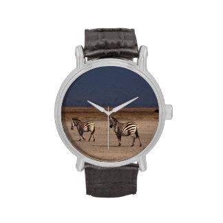 Grant Zebra Watches