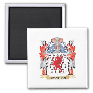 Grantham Coat of Arms - Family Crest Magnet