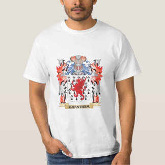 Grantham Coat of Arms - Family Crest T-Shirt