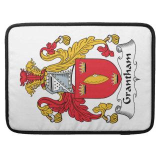 Grantham Family Crest Sleeves For MacBooks