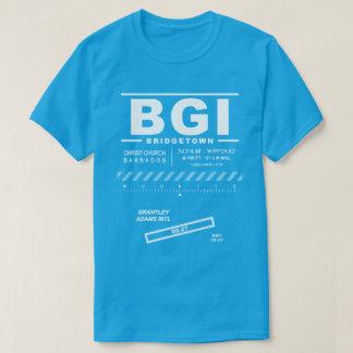 Grantley Adams International Airport BGI T-Shirt