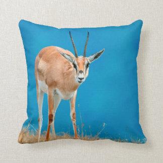 Grant's Gazelle (Gazella Granti) Ewe Portrait Pillow