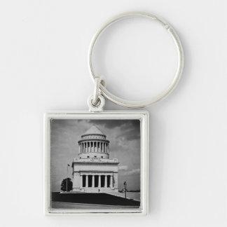 Grant's Tomb Vintage Photo Keychain
