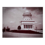 Grant's Tomb Vintage Photo Postcard