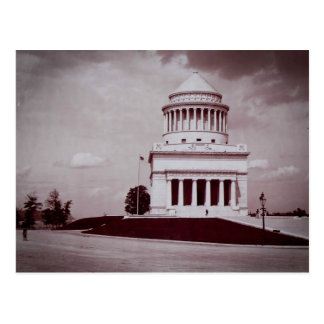 Grant's Tomb Vintage Photo Postcard