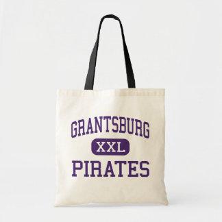 Grantsburg - piratas - joven - Grantsburg Bolsa Tela Barata