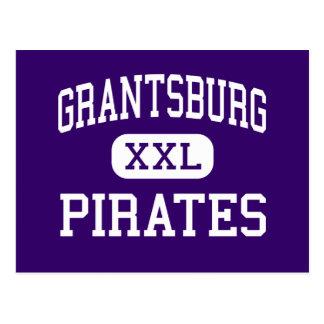 Grantsburg - piratas - joven - Grantsburg Postales