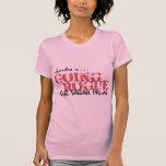 Granuja que va para Sarah Palin Camiseta