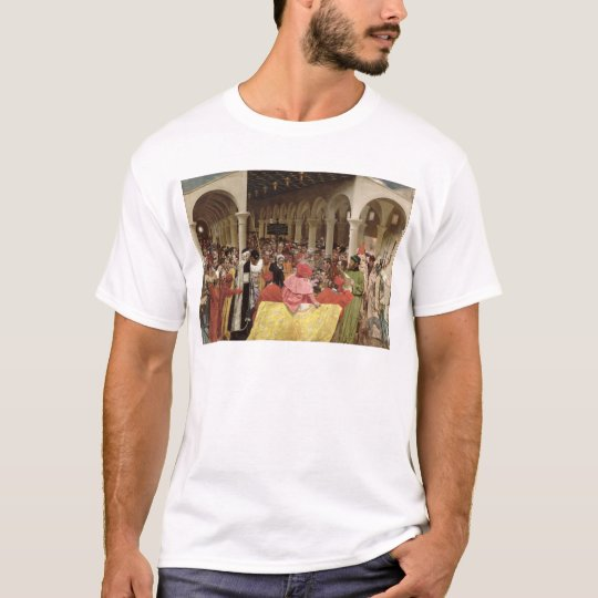 Granvelle and the Witch, 1877 T-Shirt