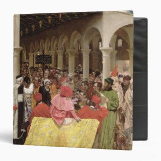 "Granvelle y la bruja, 1877 carpeta 1 1/2"""