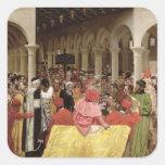 Granvelle y la bruja, 1877 colcomania cuadrada