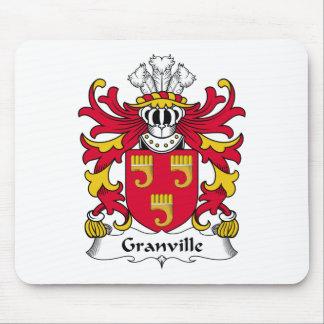 Granville Family Crest Mouse Mat