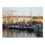 Granville Island Vancouver, BC Postcard