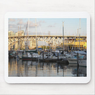 Granville Island, Vancouver, British Columbia Mouse Pad