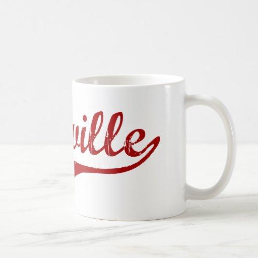 Granville Massachusetts Classic Design Classic White Coffee Mug