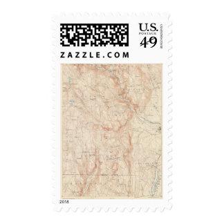 Granville, Massachusetts Postage