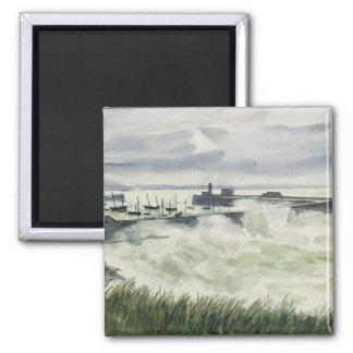 Granville, Sea Effect, 1936 Magnet