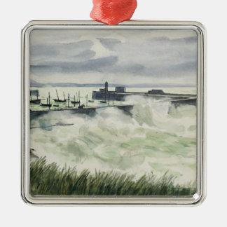 Granville, Sea Effect, 1936 Metal Ornament