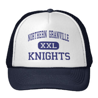 Granville septentrional Knights Oxford media Gorra