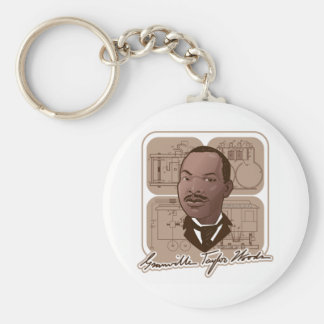 Granville Taylor Woods Multiple Products #500 Keychain