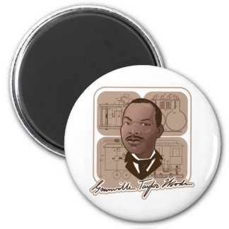 Granville Taylor Woods Multiple Products #500 Magnet