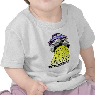 Grape Ape Design Tshirts