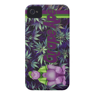 Grape Ape Strain Case iPhone 4 Case