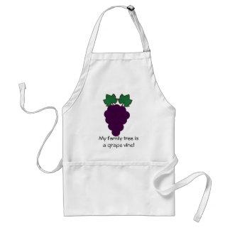 Grape Apron
