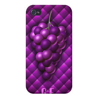 Grape  cases for iPhone 4