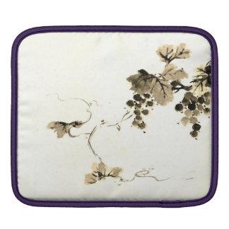 Grape Clusters 1800 iPad Sleeves
