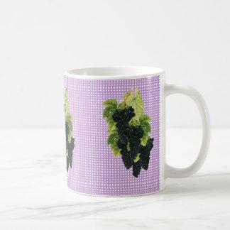 Grape Clusters Classic White Coffee Mug