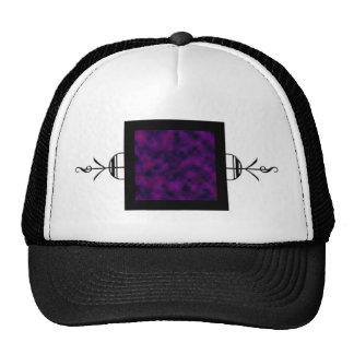 Grape Cranberry Cloud Trucker Hat