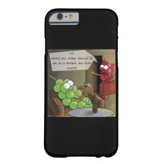 Grape Divorce Funny iPhone 6 Case