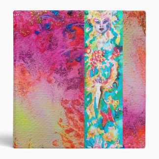 GRAPE FAIRY TALE BINDER