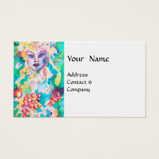 GRAPE FAIRY TALE gold Business Card