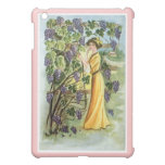 Grape Farms Vintage Food Ad Art iPad Mini Cover