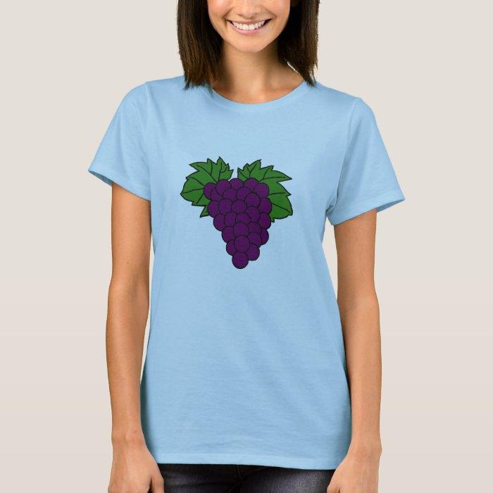 Grape Fruits of the Spirit T-shirt
