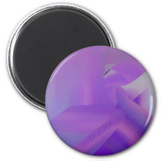 Grape Graffiti Magnet