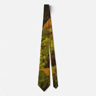 Grape Harvest 1843 b Neck Tie