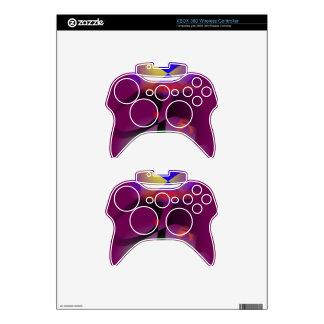 Grape Hero Xbox 360 Controller Decal