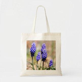 Grape Hyacinth Bag