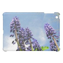 Grape Hyacinths ~ case iPad Mini Cover