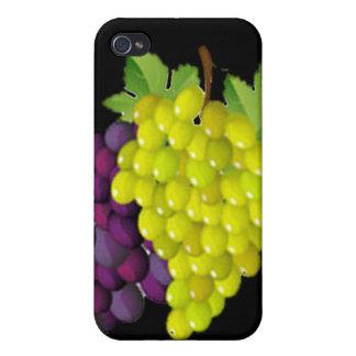 Grape iPhone 4 Case