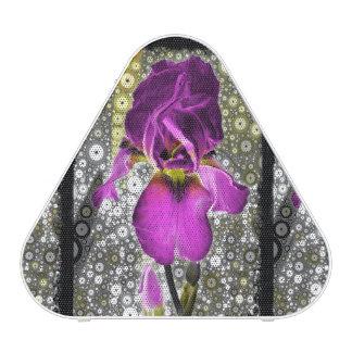 Grape Iris Pieladium Bluetooth Speaker