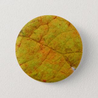 Grape Leaf Underside Button