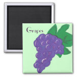Grape Magnet