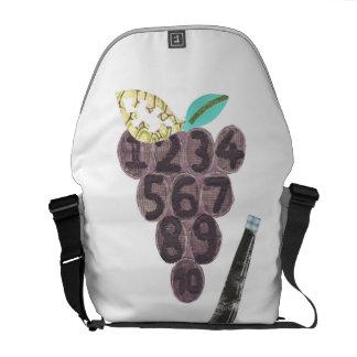 Grape Pool Rusksack Messenger Bag