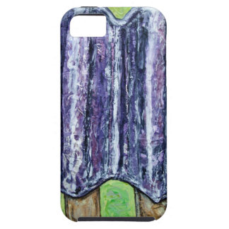 Grape popsicle mate case, for iphone iPhone SE/5/5s case
