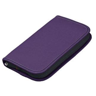 Grape Purple Day Planner