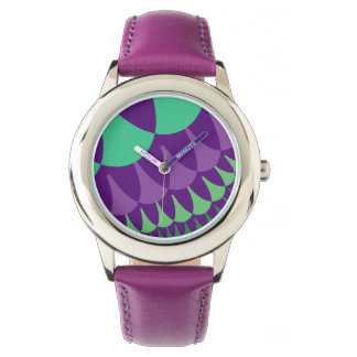 Grape Scales Kid's Stainless Steel Watch